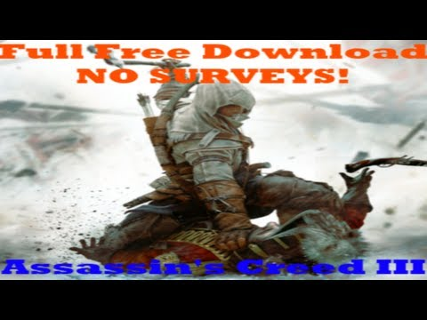 game assassin's creed iii full crack