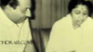 Mohammad Rafi ghazal- Kitni Rahat hai dil