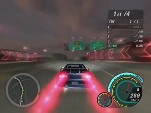 need for speed underground 2 hack unlock everything all money all car