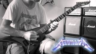 Metallica - Creeping Death Guitar Cover