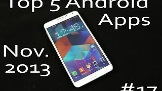 Top 5 Must Have Android Apps 2013 : Best Android Apps #17