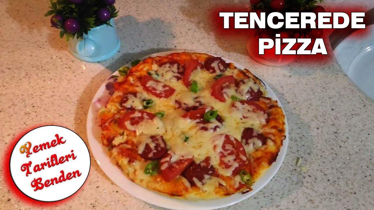 Pratik Pizza Tarifi
