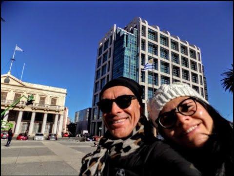 Montevideo, Uruguay / RECORRIDO POR LAS CALLES Y LOS LUGARES MAS IMPORTANTES DE MONTEVIDEO