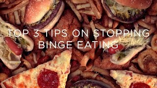 How to Stop Binge Eating | #LivAndLearnARMY