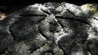 Big Island Hawaii. Part 48. Puakõ Petroglyphs.
