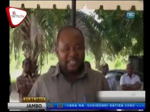 Hospitali Ya Mkuranga Yapatiwa Gari La Kubebea Wagonjwa