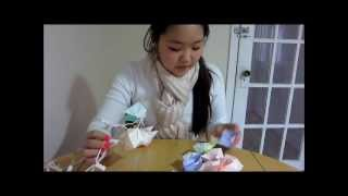 How To Make Origami Easter Rabbit (waterbomb Easter Bunny)