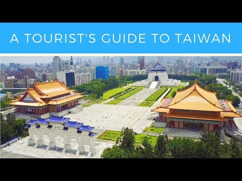 A Tourist's Guide to Taiwan