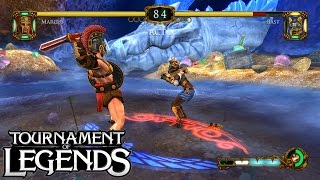 Tournament of Legends | Dolphin Emulator 5.0-3770 [1080p HD] | Nintendo Wii