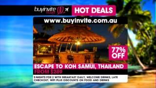 Buyinvite Travel: Phuket & Koh Samui Thumbnail