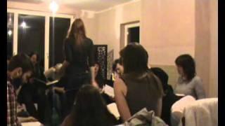 Granville 547 led by Sadhbh ( Cork Sacred Harp Singers)