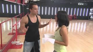 Alizée   tarea secreta danse avec les stars   especial 11