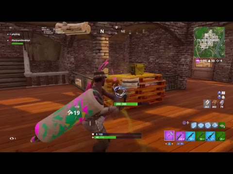 Decent Builder On Console Playing With Recon Expert
