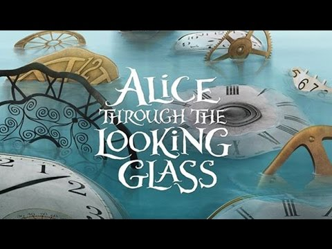 Alice Through the Looking Glass OST | White Rabbit (lyrics)