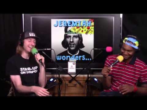 Jeremiah wonders... #17-  Malcolm Hatchett
