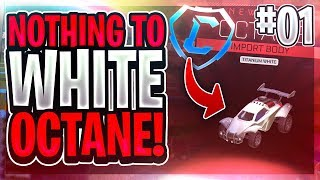 *NEW* TRADING FROM NOTHING TO TITANIUM WHITE OCTANE! *EP1*   HOW TO EASILY PROFIT FROM BLUEPRINTS!