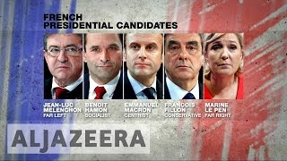 France election: Candidates to spar in TV debate