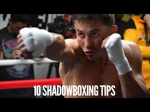 10 SHADOW BOXING TIPS