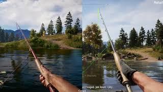 Far Cry 5 - сравнение графики Demo-версии и релизной версии для PS4 Pro