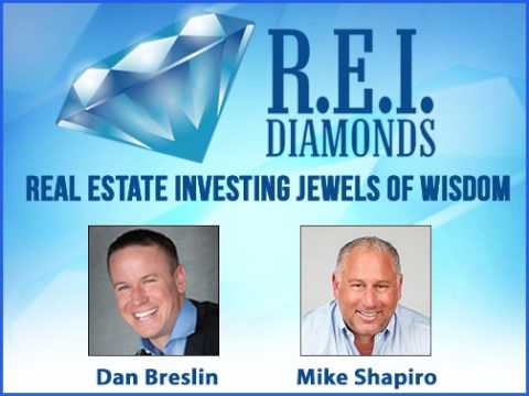 R.E.I. Diamond Interview with Mike Shapiro