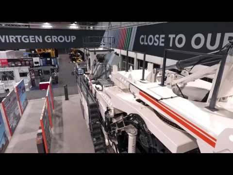 A Drone Fly-through Of The MINExpo® Exhibit Halls
