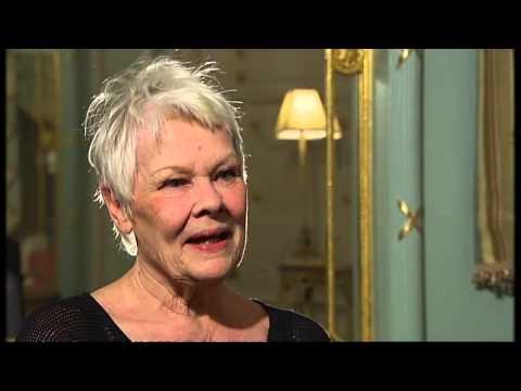 Dame Judi Dench: I'm a Quaker and a 'peacenik' - video