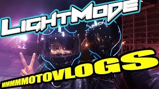 LightMode Motovlogs | Jiu Jitsu & Fight Footage