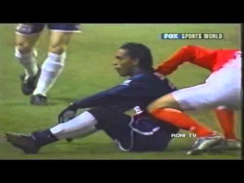 Rronaldinho vs Monaco - 2001/2002 - 720p  - Roni Tv