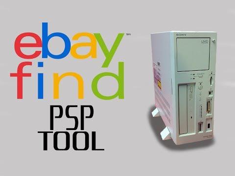 Ebay Find: PSP Development TOOL (Dev Kit)