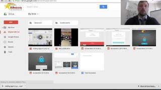 Watching a video on an offline Chromebook ICSD