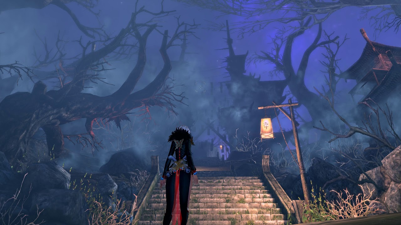 Blade & Soul KR 2018.09.19 New Map - MSP Redone