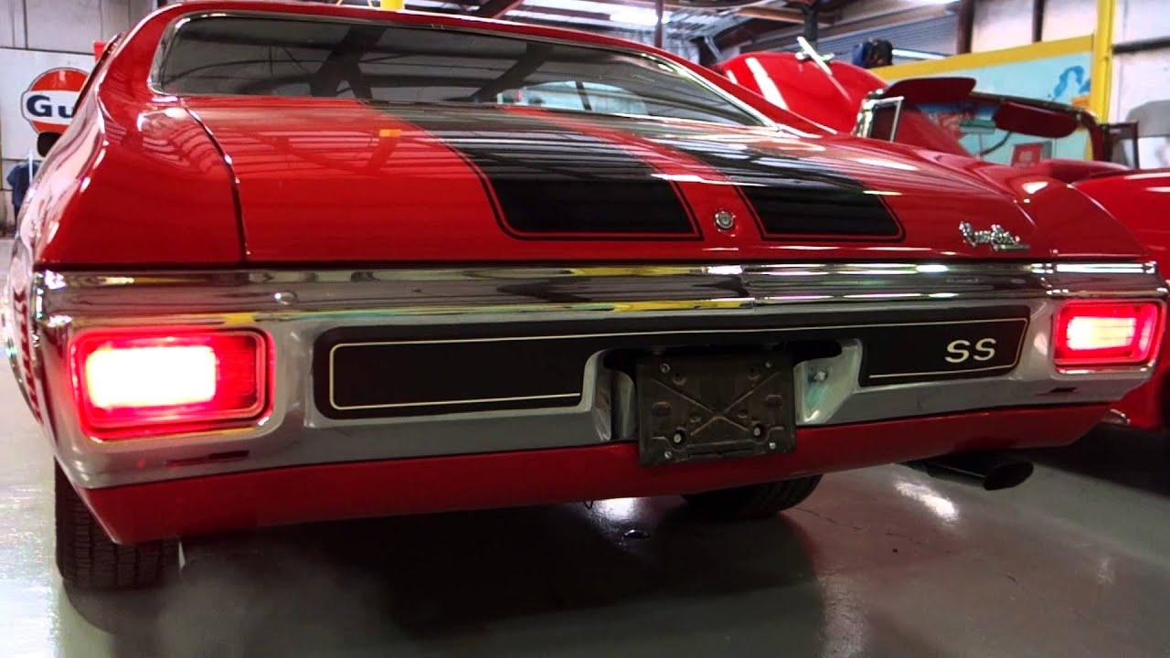 1970 Chevelle Ss 454 Musclecar Minute