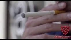 Smoke To Live E Cigarette in San Antonio Commercial