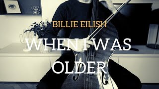 Billie Eilish When I was older for cello and piano COVER.mp3