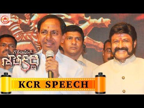 KCR Speech at