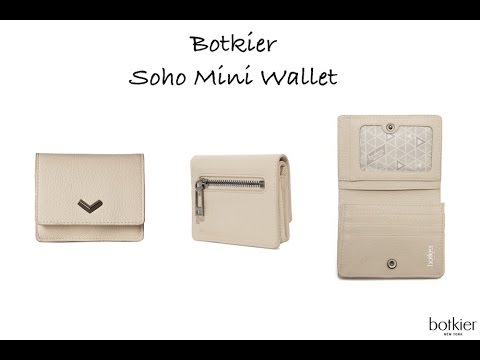 Unboxing Botkier Soho Mini Wallet @SHOPBOP | SHOPBOP初體驗&開箱與評測