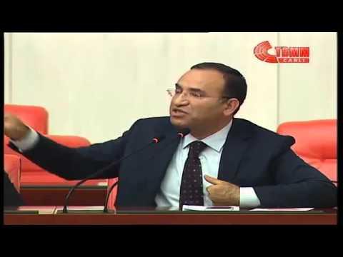 Adalet Bakanı Bekir Bozdağ TBMM Genel Kurulundaki Konuşması.