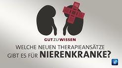 #gutzuwissen: Neue Therapien für Nierenkranke?
