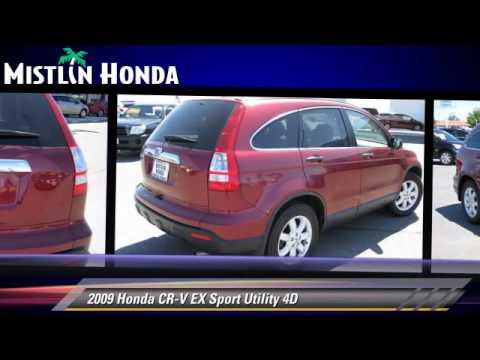 2009 Honda CR-V EX – Mistlin Honda, Modesto