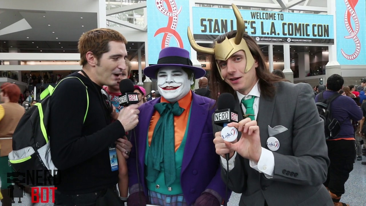 Loki For President : C2E2 EXCLUSIVE: Hastings Urges ...