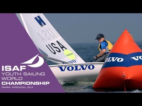 Paige Railey Among A Generations Of ISAF Youth Worlds Produced Talent