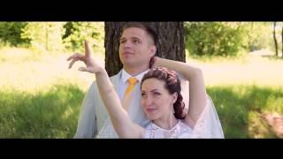 Василий и Анастасия  Романтичная свадьба Клип