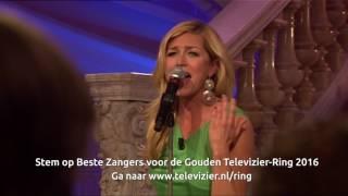 Stem op Beste Zangers voor de Gouden Televizier-Ring 2016