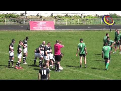 R.C. Sporting ASEM Chisinau VS R.C. Academia Odessa 26.04.2015