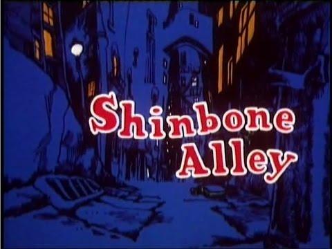 Media Hunter - Shinbone Alley Review