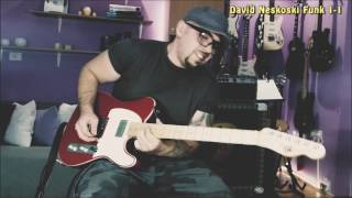 lovin the funk david neskoski deep in the groove with a cbg track