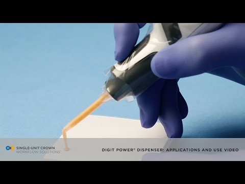 digit Power® Dispenser Applications and Use Video | Dentsply Sirona