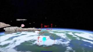Star Wars - The Battle of Endor Gameplay