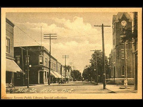 Acton, Ontario 1949