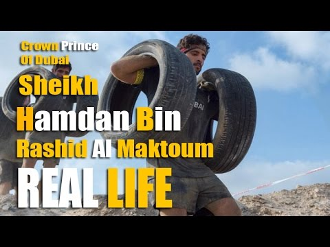 Sheikh Hamdan Crown Prince Of Dubai Fazza3 Real Life Style |